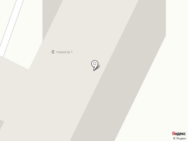 Аюр-Марина на карте Одессы
