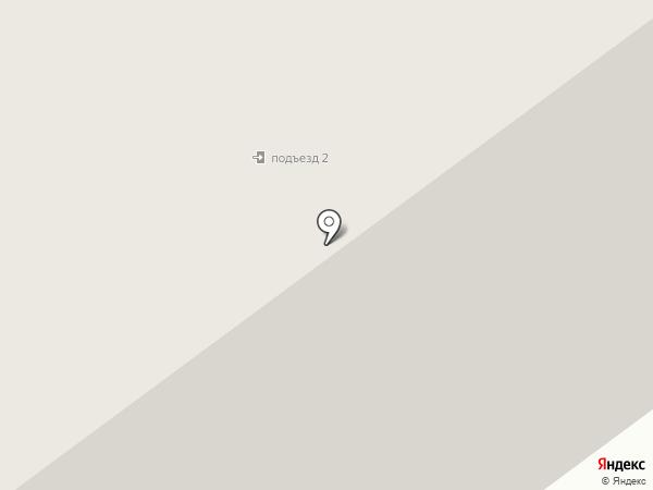 Родник, ТСЖ на карте Отрадного
