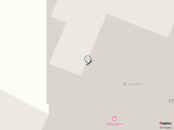 Аркона на карте Одессы