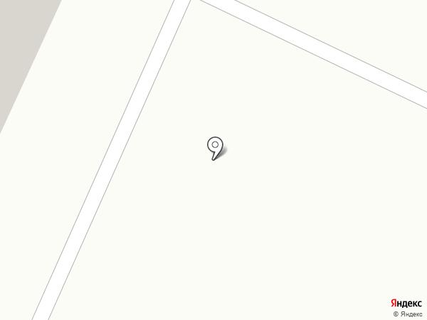 Суворовский на карте Крыжановки