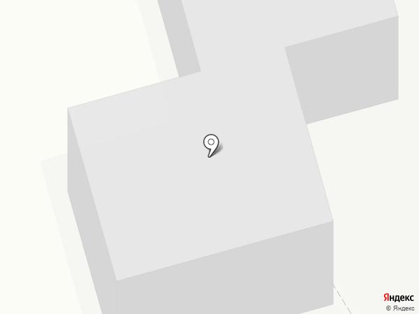 Скиф-Аква на карте Никольского