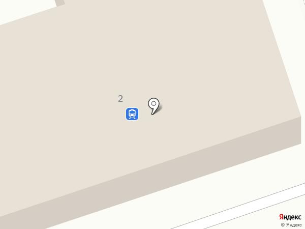 Пелла на карте Отрадного