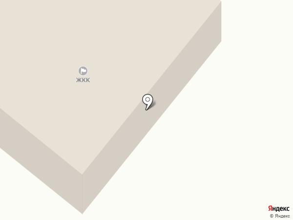 Администрация Рахьинского городского поселения на карте Рахьи