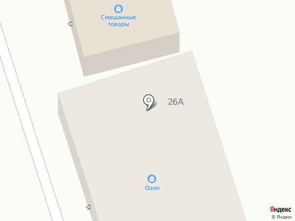Продуктовый магазин на карте Рахьи