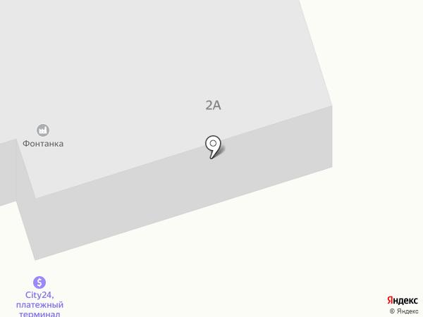 ЮгБазальт на карте Фонтанки