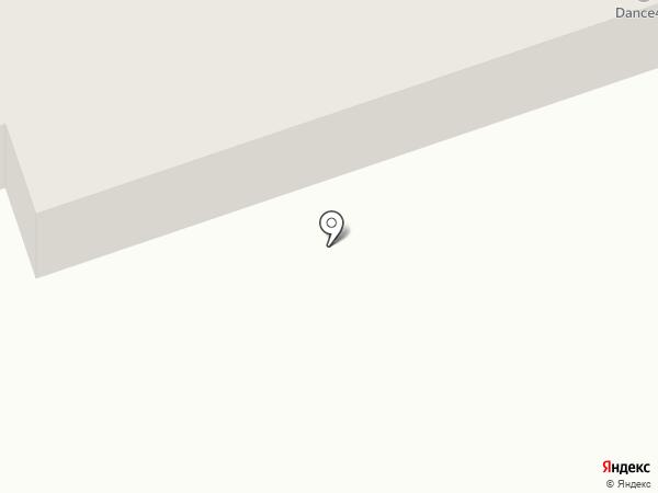 Йогафит на карте Фонтанки