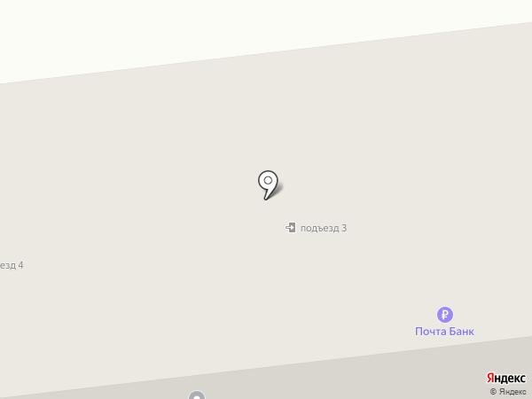Меркурий на карте Дубровки