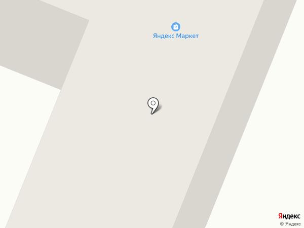 Неосфера на карте Кировска