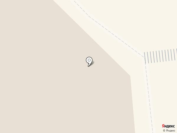 Рыбная лавка на карте Кировска
