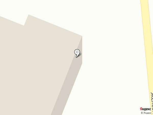 Орион на карте Кировска
