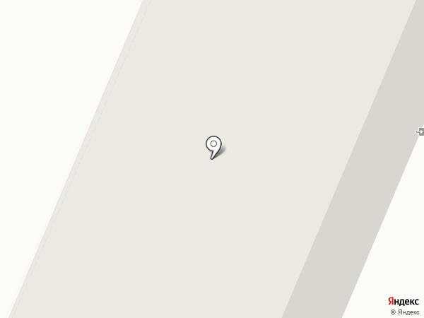 Созвездие на карте Кировска