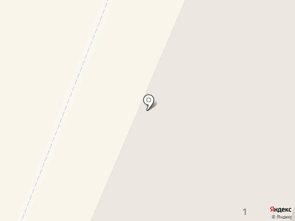 Цирюльня на карте Кировска