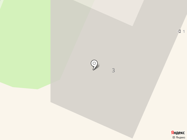 Стелла на карте Кировска