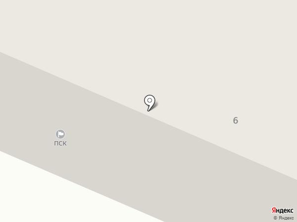 Петроэлектросбыт на карте Кировска