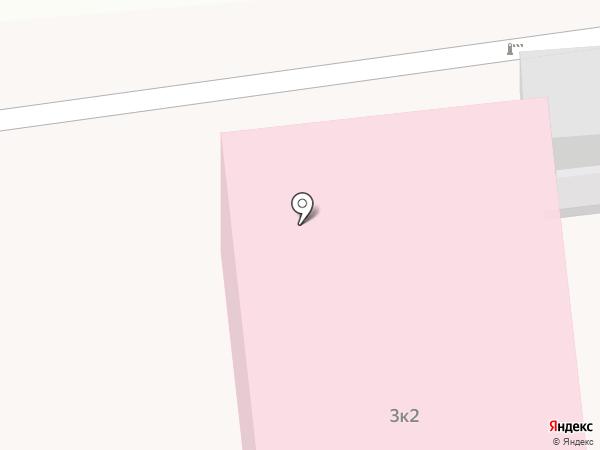 Скорая медицинская помощь на карте Кировска