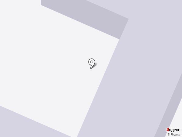Детский сад №2 на карте Кировска