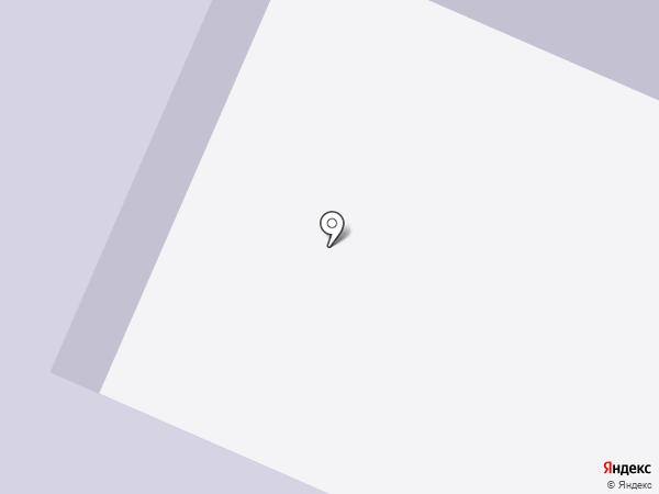 Средняя общеобразовательная школа №1 на карте Кировска
