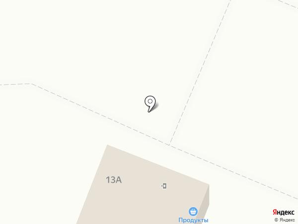 Союз на карте Кировска