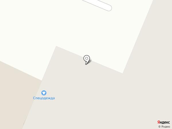 Движок на карте Кировска