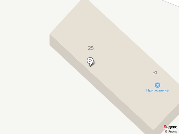 При Хозяине на карте Панковки