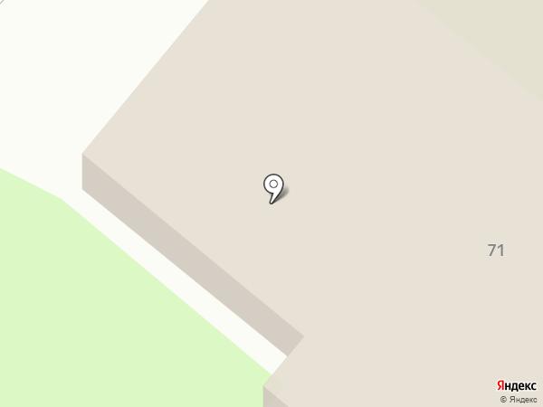 На Заводской на карте Панковки