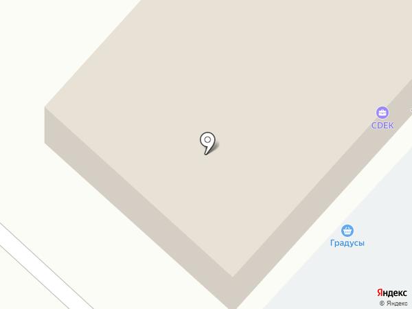 Градусы на карте Панковки