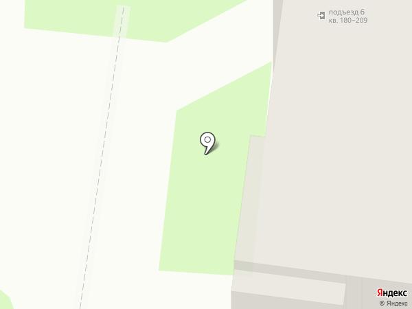 Аврора, ТСЖ на карте Великого Новгорода