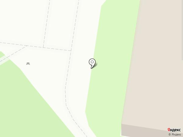 Киберплат на карте Великого Новгорода