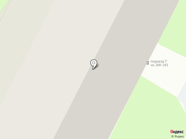 3-1 Коровникова, ТСЖ на карте Великого Новгорода