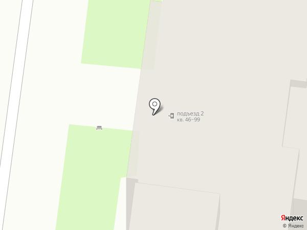 ПожГарант на карте Великого Новгорода
