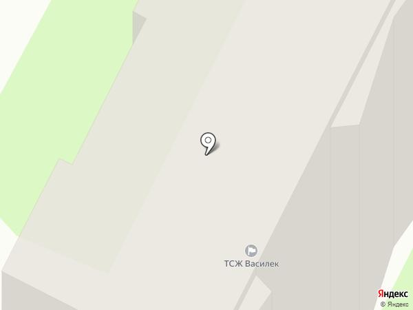 Экспресс на карте Великого Новгорода