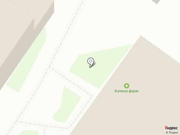 Калина Фарм на карте Великого Новгорода