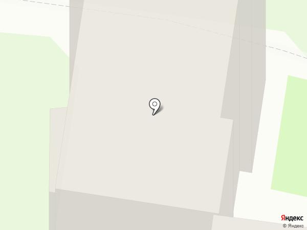 Участковый пункт полиции №14 на карте Великого Новгорода