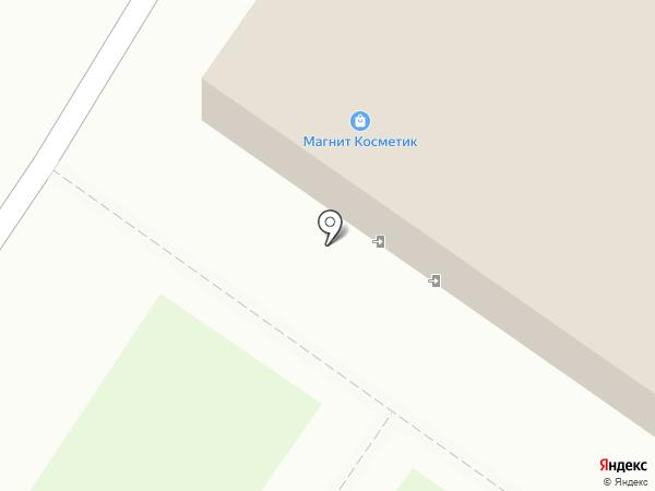 Закусочная на карте Великого Новгорода