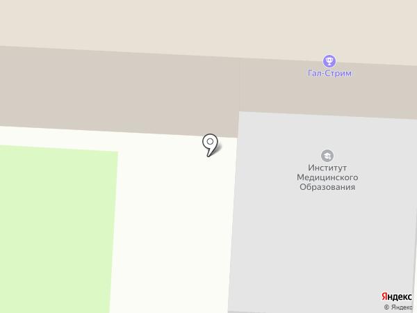 Гуманитарно-экономический колледж на карте Великого Новгорода