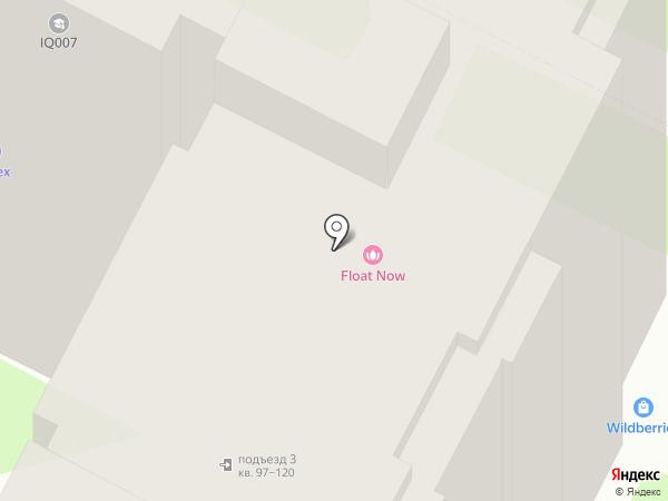 УСПЕХ на карте Великого Новгорода