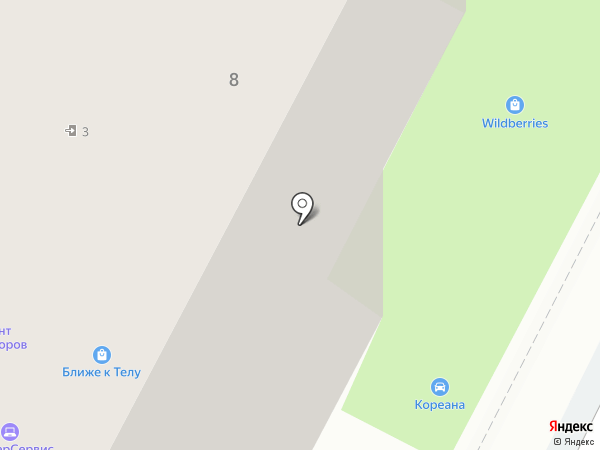 НикКи на карте Великого Новгорода