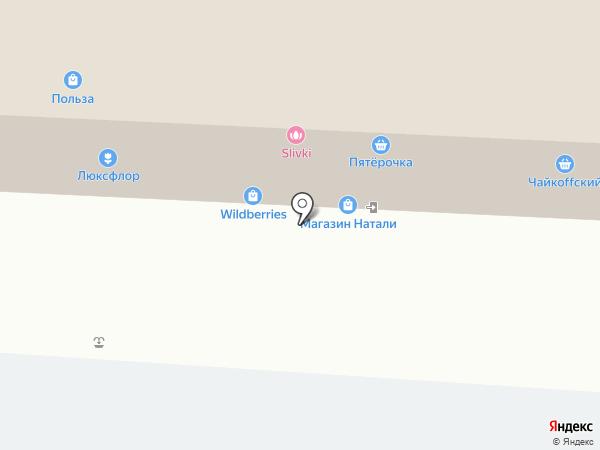 Грифон на карте Великого Новгорода