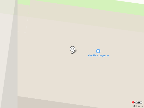 Нуга Бест на карте Великого Новгорода