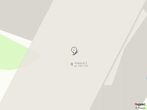Кочетова-6, ТСЖ на карте Великого Новгорода