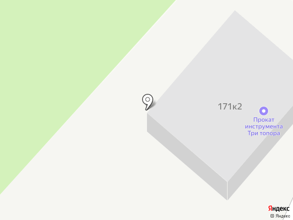 АВВА-Транс Групп на карте Великого Новгорода
