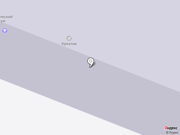 Вита на карте Великого Новгорода