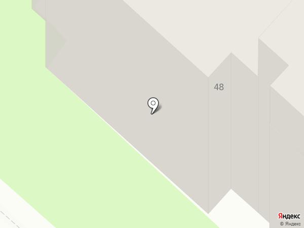 Идеал на карте Великого Новгорода