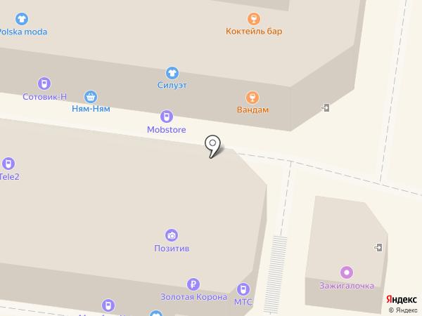 Мастерская бытовых услуг на карте Великого Новгорода