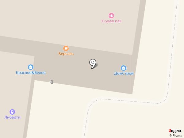 ДомСтрой на карте Великого Новгорода