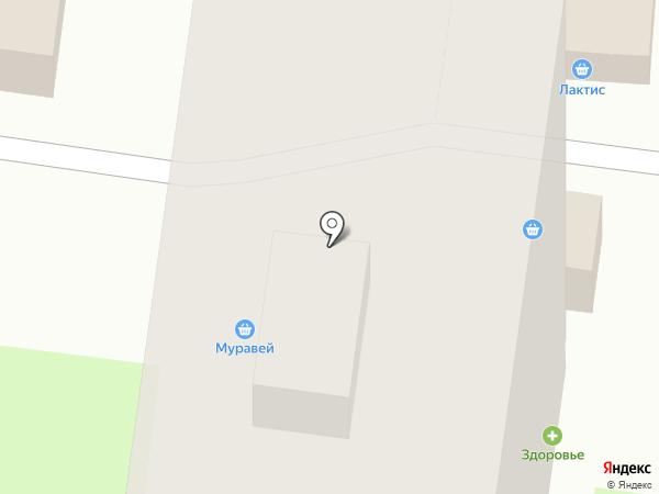 Трубичино на карте Великого Новгорода
