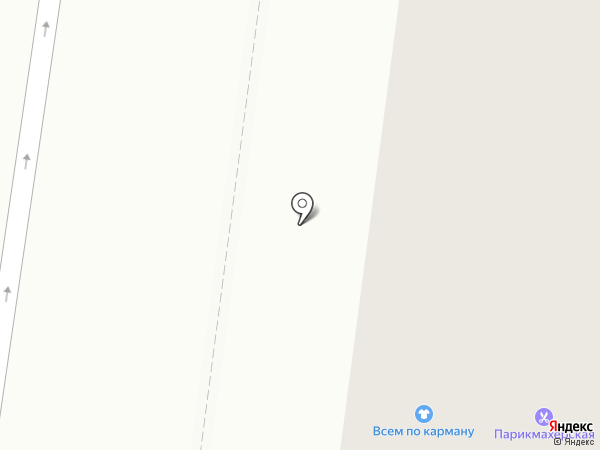 Все по карману на карте Великого Новгорода