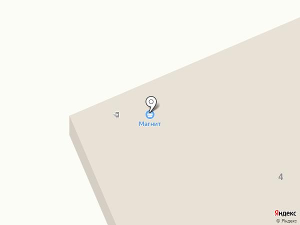 Магнит на карте Сырково