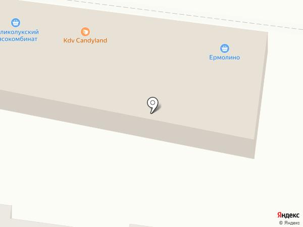Ателье на карте Великого Новгорода