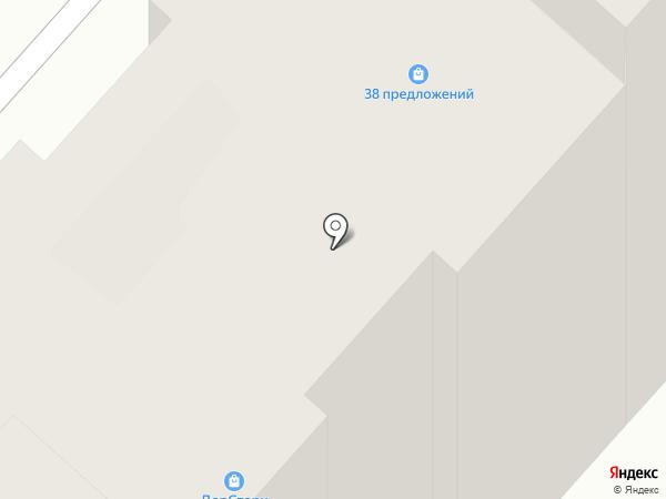 Диорит на карте Великого Новгорода